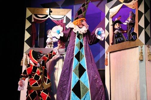 театр кукол готов