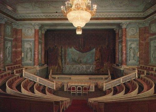 Giacomo Quarenghi, Teatro