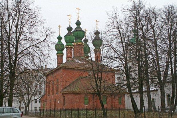 Церковь Благовещения в