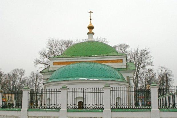 Церковь Дмитрия Солунского в