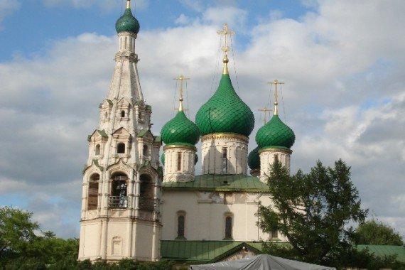Церковь Ильи Пророка, г