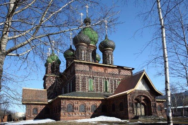 Ярославль. Церковь Иоанна
