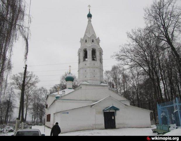 Церковь Параскевы Пятницы на
