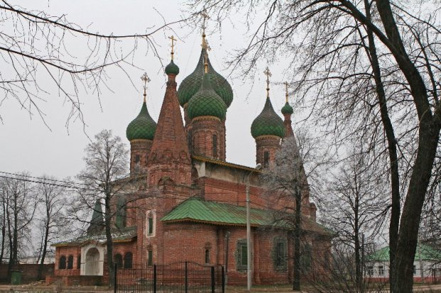 Ярославль. Церкви Николы