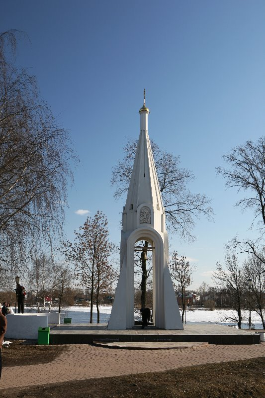 Ярославль. Часовня Казанской