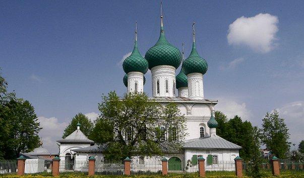 Фото места Фёдоровская церковь