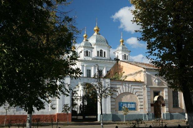 Казанский женский монастырь в