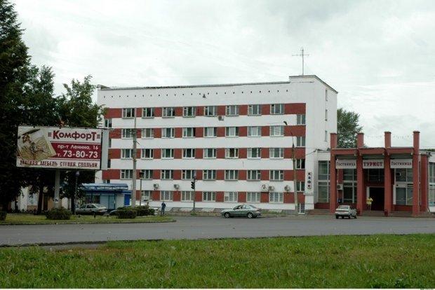 Турист - Ярославль, проспект