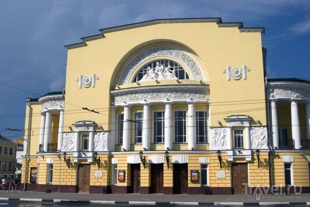 Развлечения в Ярославле