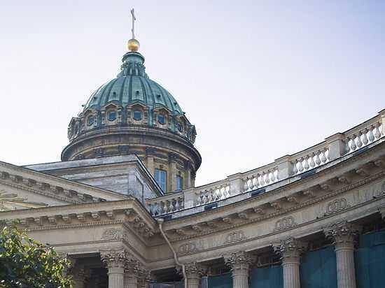 Реставрация Казанского собора