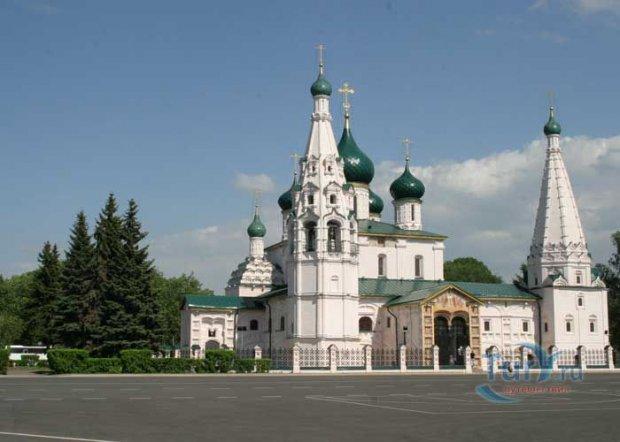 площади древнего Ярославля