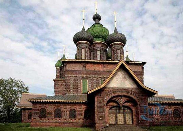 Церковь Иоанна Предтечи в