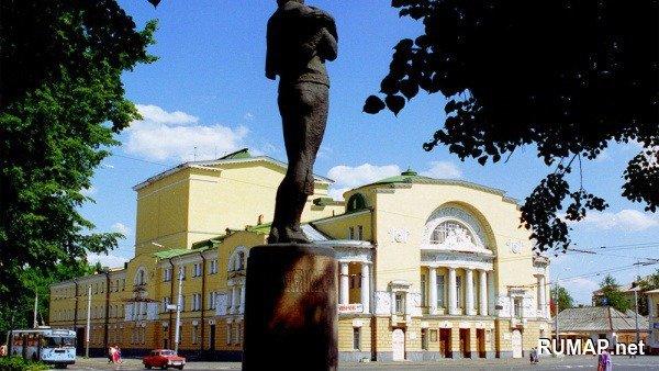 Театр драмы имени Волкова