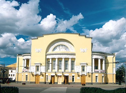 Волковский театр