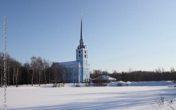 Церковь Петра и Павла при