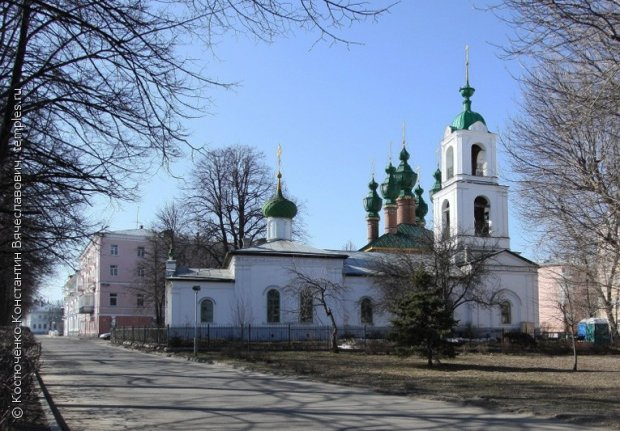 Церкви Благовещенского прихода