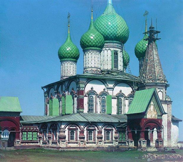 Ярославль, памятники