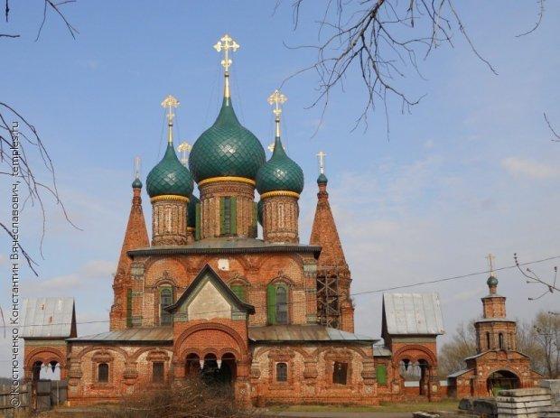 Церковь Иоанна Златоуста в