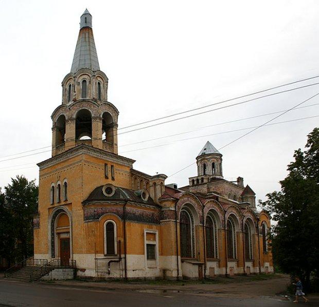 Церковь Иоанна Спостника