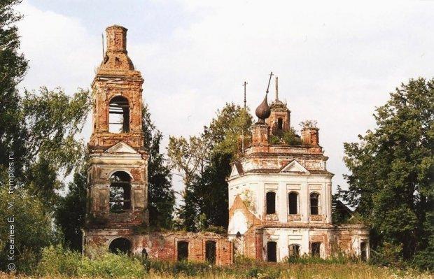 Петропавловская церковь в